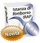Download software ISTANZA RIMBORSO IRAP