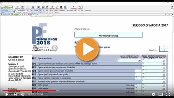 Redditi Persone Fisiche 2018: modalità di compilazione - Video formativo