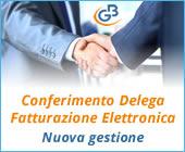 Conferimento Delega Fatturazione Elettronica: nuova gestione