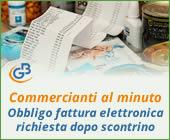 Commercianti al minuto: obbligo di fattura elettronica richiesta dopo scontrino