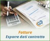 Fatture 2019: dove esporre dati contratto - ordine d'acquisto